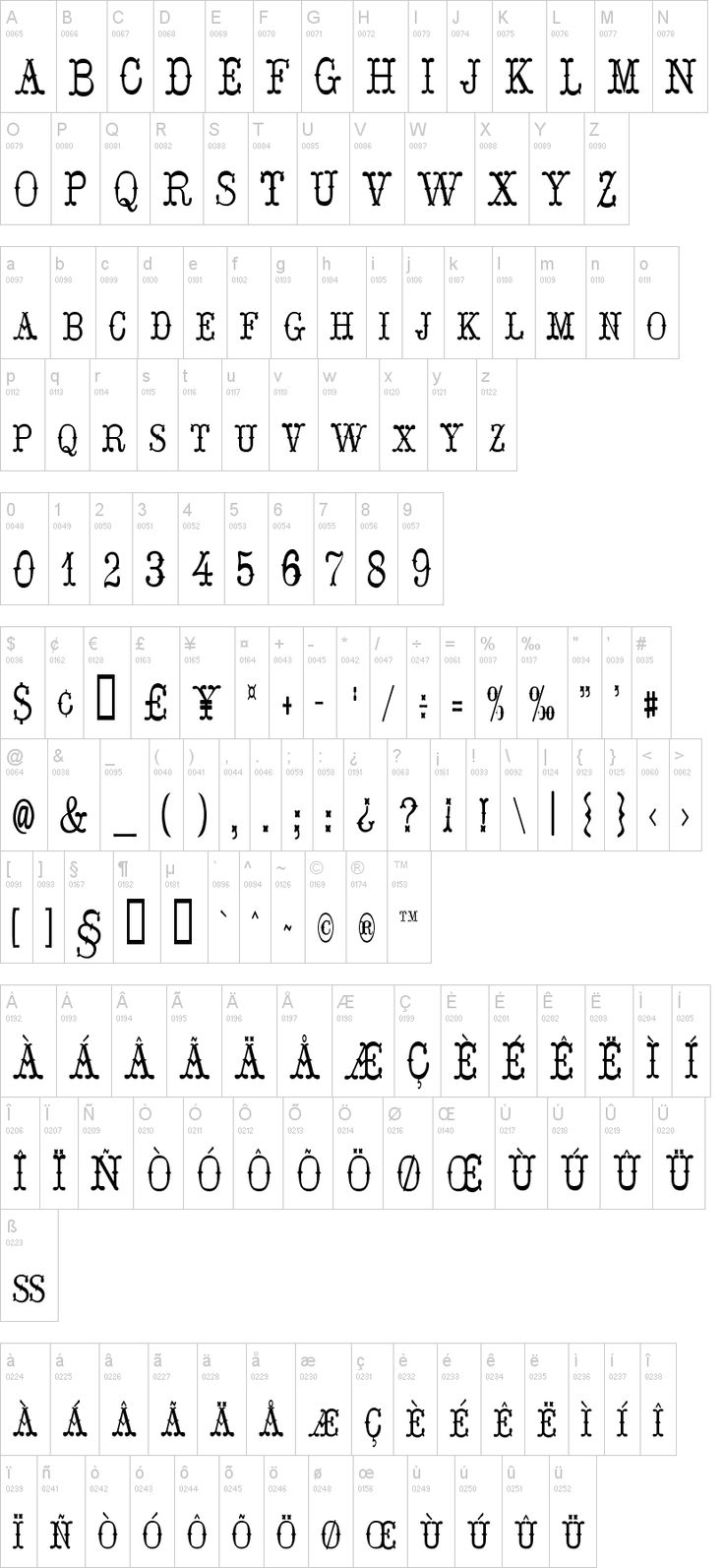 Hoedown Font Circus font, Free commercial