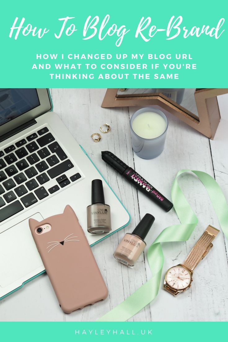 Considering re-branding or re-launching your blog? Here's how I did the same to mine after 8 years, and what you should consider.