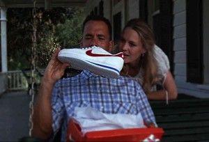Forrest Gump con unas Nike Cortez.