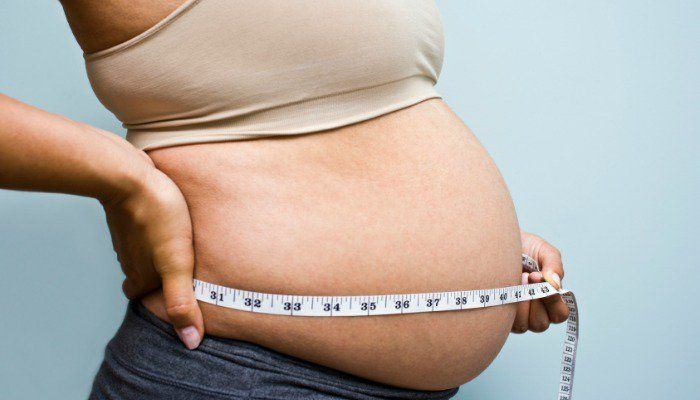 People have a lot to say about how much weight you should gain during your pregnancy.