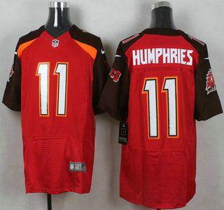 ... Tampa Bay Buccaneers Jersey 11 Adam Humphries Red Team Color NFL Nike  Elite… d9692877b