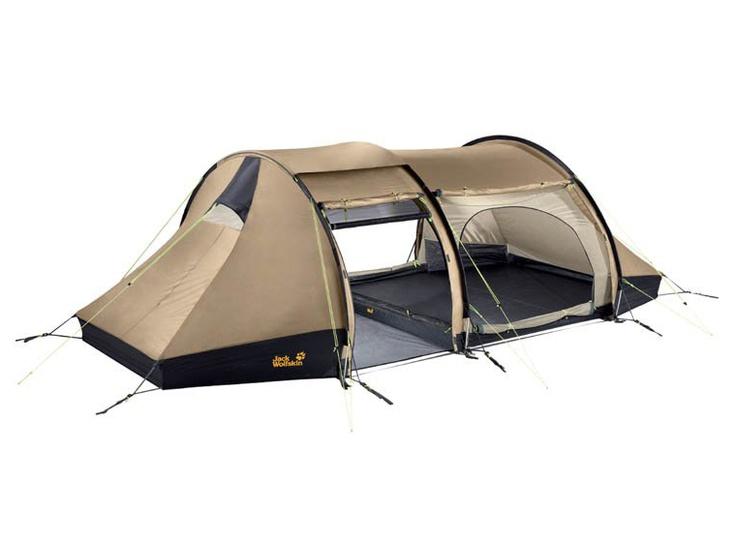 Zelt für 4 Personen von Jack Wolfskin: http://zln.do/JOlsh1