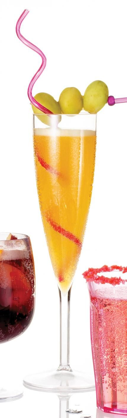 Faux Champagne. 12 Delicious Mocktail Recipes | Parenting