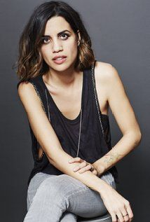 """Natalie Morales (born February 15, 1985) A native of Kendall, Florida, Morales is of Cuban descent Natalie Morales is an actress and director,  Height: 5' 4"""" (1.63 m)"""