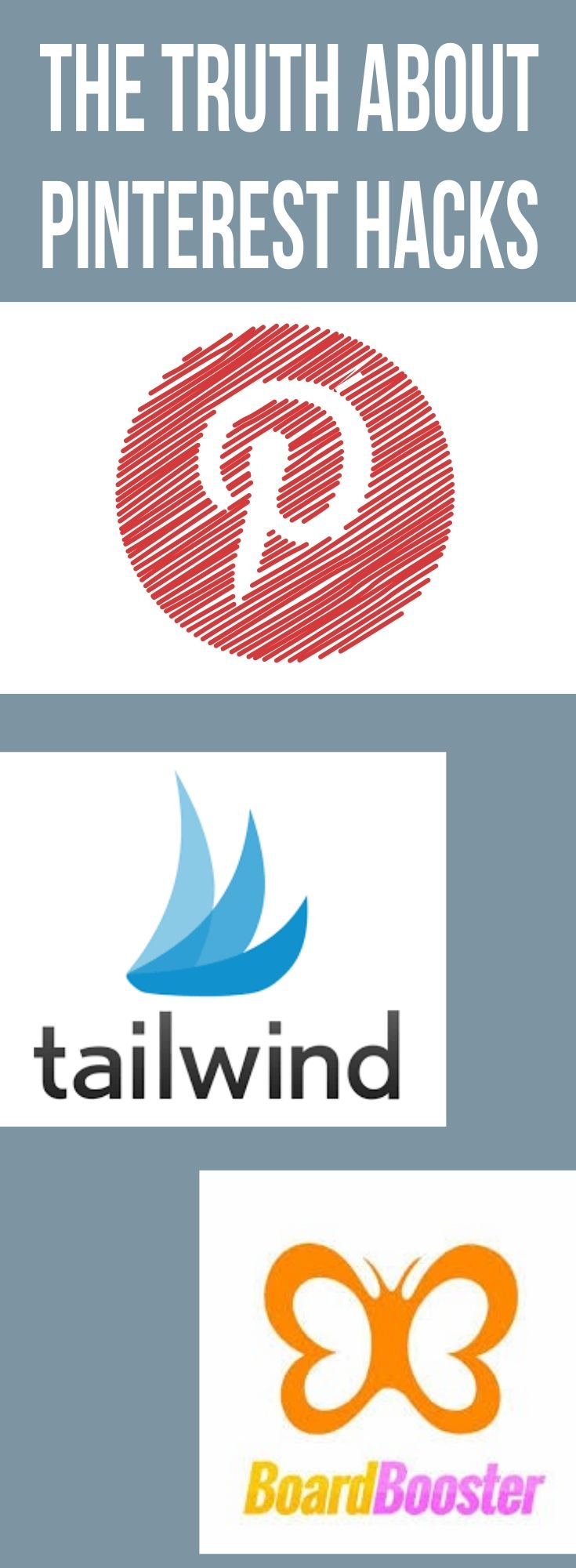 The Truth About Tailwind, BoardBooster And Pinterest Hacks - My experience of manual pinning and crazy traffic hikes.