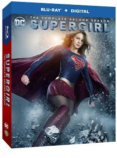 Supergirl: The Complete Second Season - Own on Blu-ray and DVD 8/22! #sponsored   http://couponsavvysarah.blogspot.com/2017/08/supergirl-complete-second-season-own-on.html