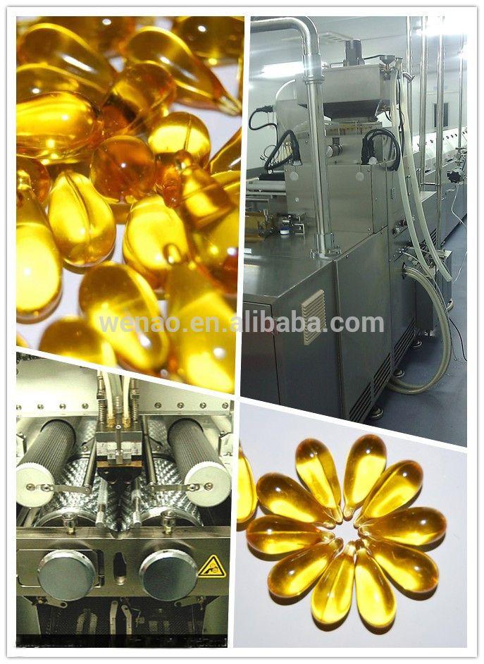 soft gel capsule filling machine