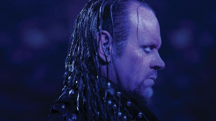 Unseen photos of The Undertaker