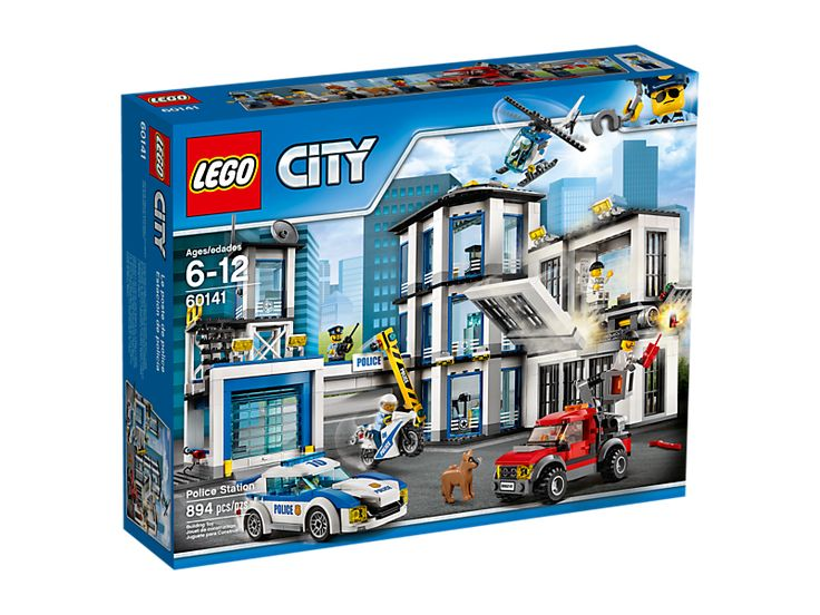 Buy LEGO CITY Police Station NEW RELEASE 2017 for R2,359.00