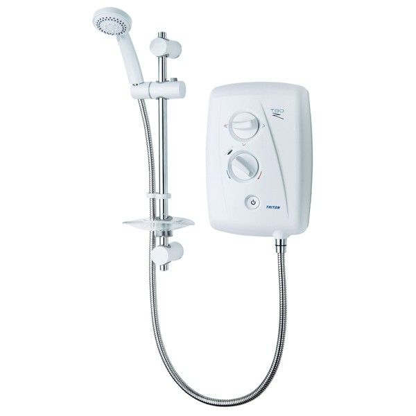 Triton T80Z Fast-Fit 10.5Kw Electric Shower, £121.65. The T80z fast fit range is the very latest generation of Britain's best selling electric shower, the Triton T80, which has been an iconic household favourite for more than 30 years. Order now at - http://www.taps.co.uk/catalog/product/view/id/2249/s/triton-t80z-fast-fit-10-5kw-electric-shower/category/410/