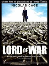 Lord of war - One of the last good movie of Nicolas Cage ;)  I love the introcution scene, so chocking !