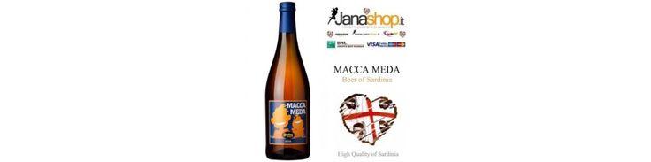 #propostedelgiorno #beer #prodottitipicisardi #prodottisardionline #prodottisardi  BIRRA MACCA MEDA, Birra Artigianale Sarda, 75 cl, 7,8° Alc. Prodotti Sardi - € 11,42 MACCA MEDA BIRRA ARTIGIANALE 1 BOTTIGLIA DA 75 CL