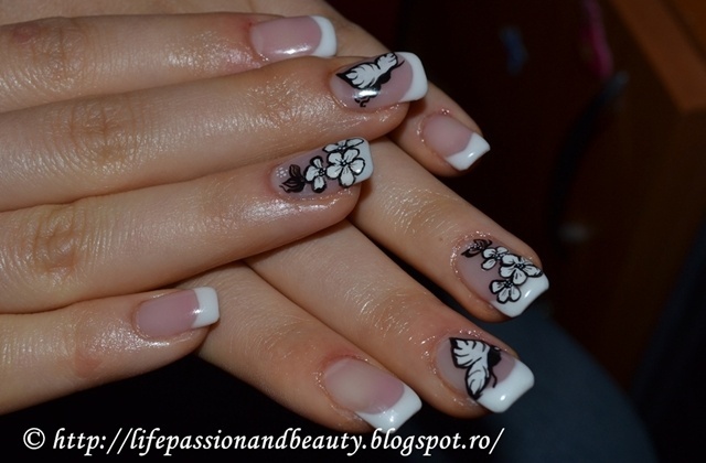 Life, passion and beauty: My first UV gel nails