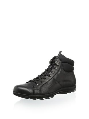 36% OFF Prada Men's Hightop Sneaker (Black)