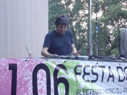 Claudio Coccoluto @ Parco Lambro (MI)