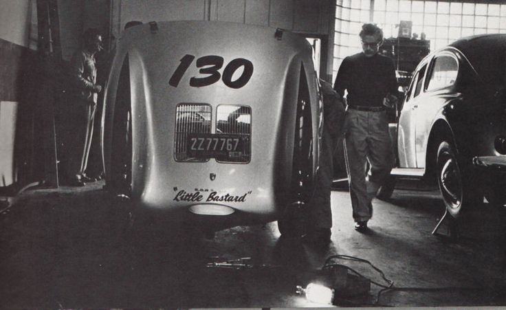 """""""LITTLE BASTARD"""" 
