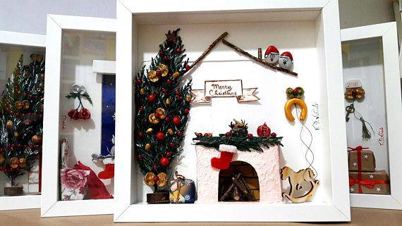 https://www.etsy.com/listing/566621653/pebble-art-christmas-christmas-mood #fdvafiadi #driftwoodfdvafiadi
