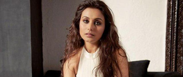 Rani Mukerji begins shooting her comeback film Hichki from today,BollywoodNews,Bollywood,BollywoodLatest,BollywoodBrakingNews