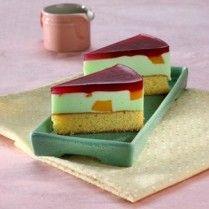 PUDING CAKE BUAH http://www.sajiansedap.com/mobile/detail/18827/puding-cake-buah