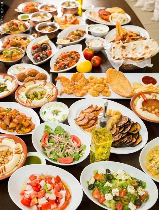 The Arabic table.