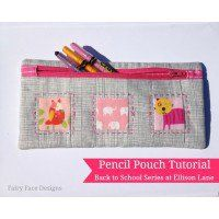 16 of the best free pencil case patterns including some really innovative and fun ideas. Free pencil case patterns and tutorials for kids and home.