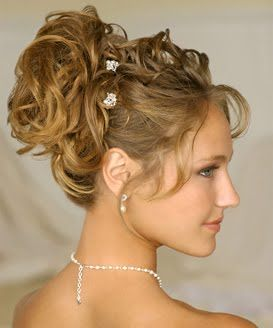 mother+of+the+bride+hair | Browse bridal magazines for pictures of bridal hairstyles. Cut out ...