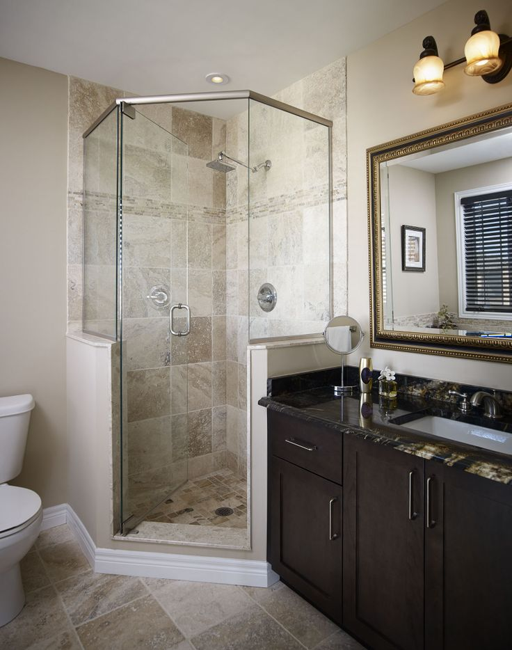 Beautifully structured bathrooms