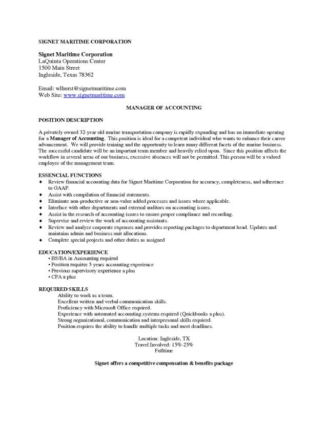 23 Office Manager Cover Letter Our Sample Of 21 Resume Selected