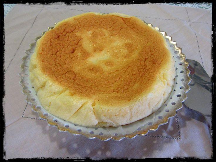 El Puchero de Morguix: Pastel de queso japonés