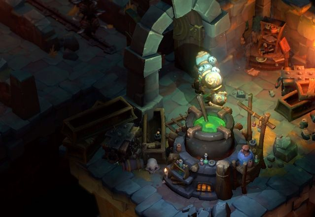 Battle Chasers: Nightwar by Airship Syndicate — Kickstarter