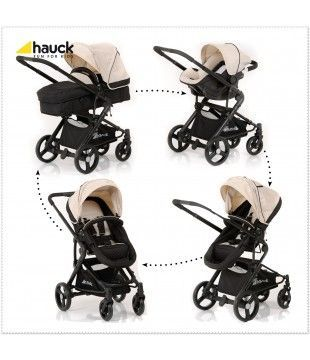 Cool Credit Card Machine: Hauck 2013 Kinderwagenset Colt-Set Kombi-Kinderwagen Caviar-Almond...  babies Check more at http://creditcardprocessing.top/blog/review/credit-card-machine-hauck-2013-kinderwagenset-colt-set-kombi-kinderwagen-caviar-almond-babies/