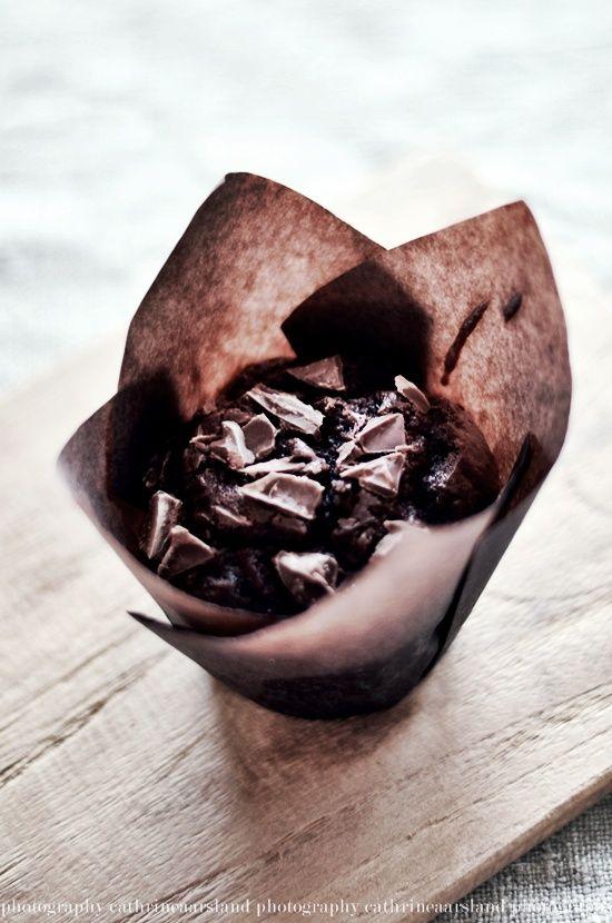 t r e t t i e n [31] - sjokolademuffins