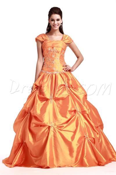 Платье танцпол