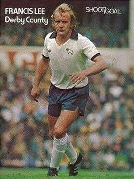 Francis Lee Derby County 1975