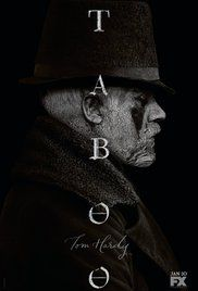 Taboo(2017) - James Keziah Delaney returns to 1814 London after 10 years in Africa to discover that he has been left a mysterious legacy by his father. Driven to wage war on those who have wronged him, Delaney finds himself in a face-off against the East India Company, whilst playing a dangerous game between two warring nations, Britain and America.