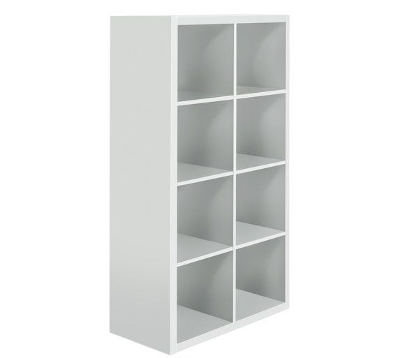 Buy Hygena Squares Plus 8 Cube Storage Unit - White at Argos.co.uk, visit Argos.co.uk to shop online for Storage units, Storage, Home and garden