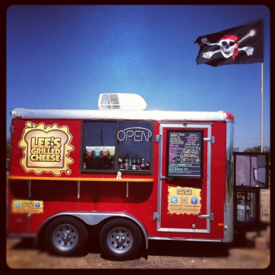 Lee S Grilled Cheese Food Truck