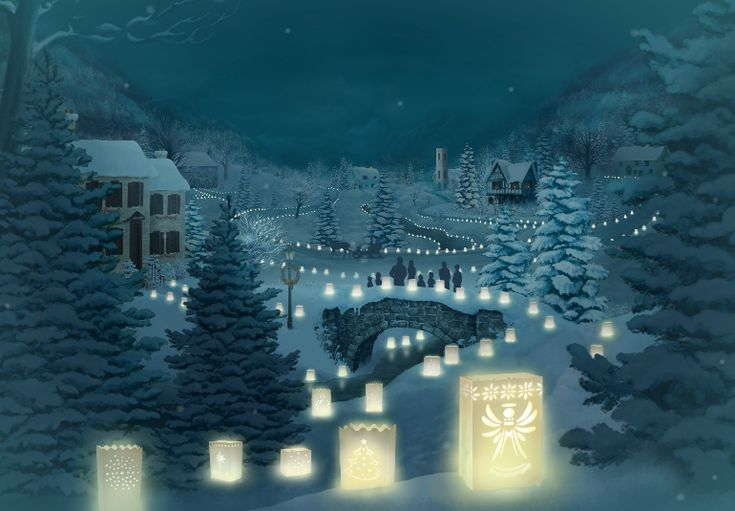 25 Best Animated Christmas Cards Ideas On Pinterest