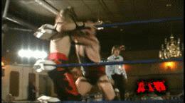 Switchblades conspiracy<3 Jon Moxley and Sami Calihan