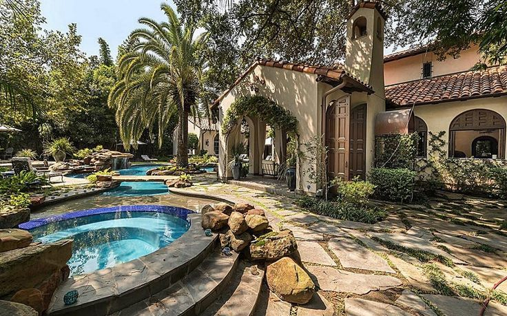 44 Best Pools Images On Pinterest Spas Garden And Home