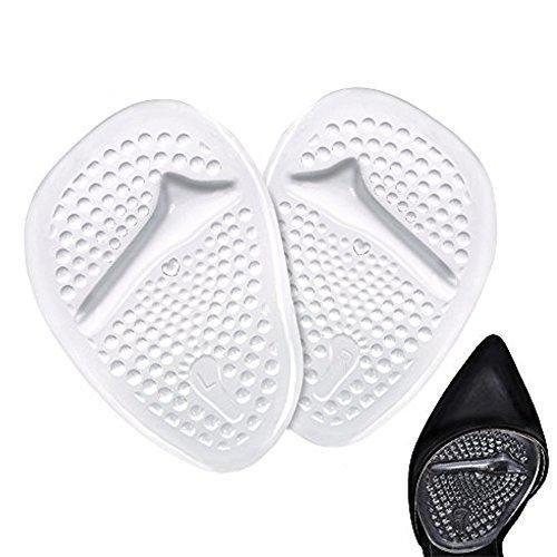 Oferta: 9.99€ Dto: -52%. Comprar Ofertas de Doact Plantillas de Zapatos con Tacón Alto (2 pares) Proteger los Pies,Medio plantilla para Alivio el Dolor en el Antepié(3 barato. ¡Mira las ofertas!