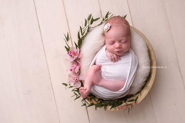 Magdalena ~ Magdalena Karwan - fotografia noworodkowa, ciążowa, rodzinna, Bytom, Śląsk, Śląskie