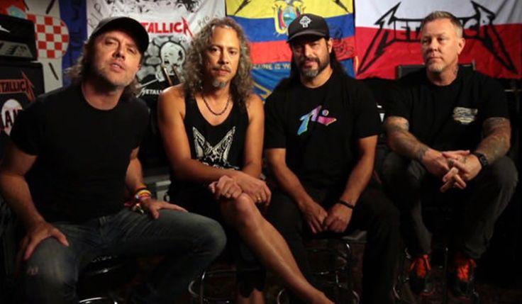 Lars Ulrich Almost Replaced James Hetfield In METALLICA