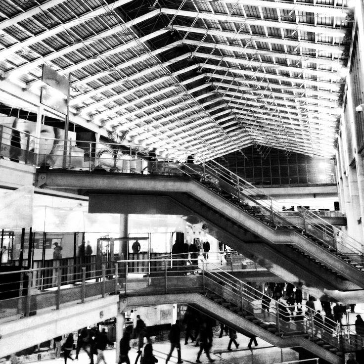 Fourmilière - Paris Gare du Nord - photo V. Robin
