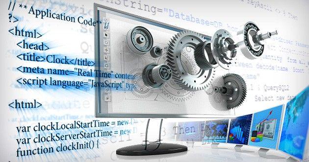 Aplicaciones Web .           .    Desarrollamos aplicaciones Web a su medida.  WEB-LA ofrece soluciones tecnológicas adaptadas a las necesidades a cada cliente: (Ver lista más abajo)  Disponemos de un equipo de arquitectos de software y programadores para ejecutar su proyecto.