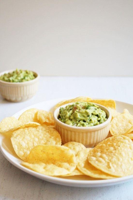 Guacamole Recipe | Mexican avocado dip | Perfect guacamole