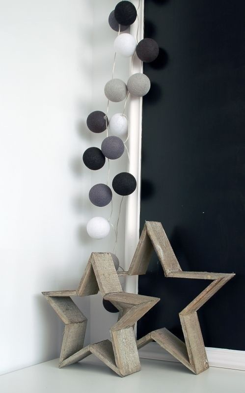 Cotton Ball Lights :: Grey Shadow 35 kul barefootstyling.com