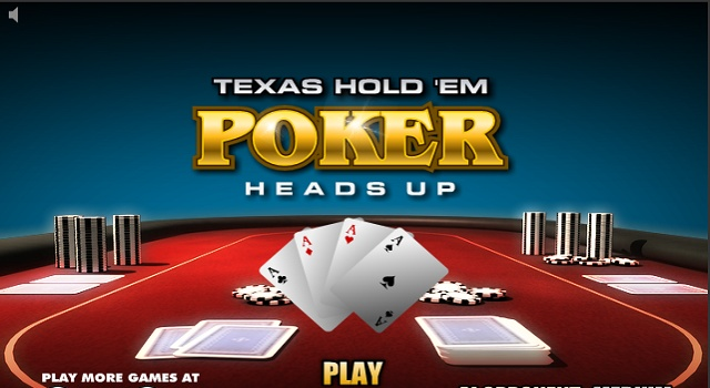 Here\s a good game to learn to play poker, especially Texas Holdem. Wilt thou the king of bluff front of a computer?