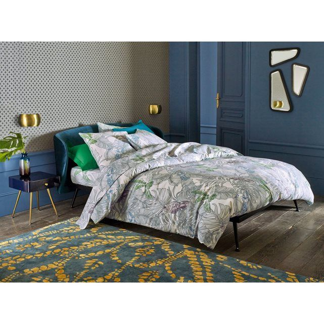 Ambiance vintage pour cette magnifique chambre !
