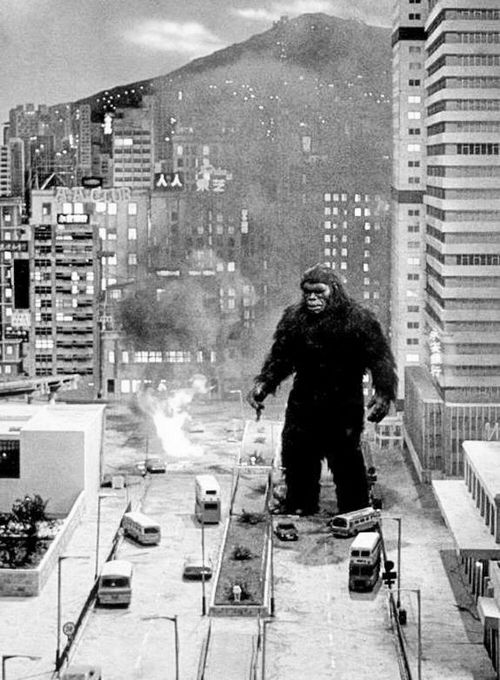 猩猩王(The Mighty Peking Man), Meng Hua Ho, 1977